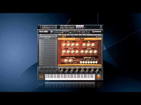 HALion Sonic 2 & HALion 5: Introducing World Instruments and Percussion