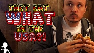 Eating American Food For The First Time | The USA Diaries | #155 | Get Germanized