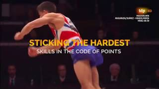 Sticking The Hardest Skills in the Code of Points