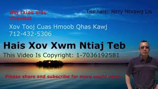 Hmong World News ( Xov Xwm  Hmoob )  11/19/18