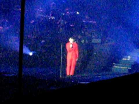 林宥嘉 香港迷宮巡迴演唱會 2009/01/24 我要我們在一起 part 1/2