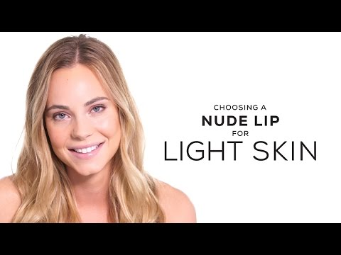 How to Choose a Nude Lip for Light Skin | bareMinerals