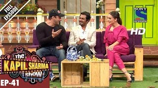 The Kapil Sharma Show-Episode 41–दी कपिल शर्मा शो–Freaky Ali Team in Kapil Show–10th September 2016