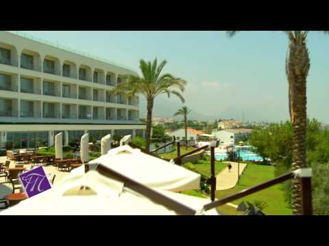 5* Luxury Malpas Hotel & Cornaro Beach Club, Kyrenia, North Cyprus