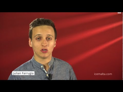 Julian Farrugia - ICE Malta's Success (FACES 2014)