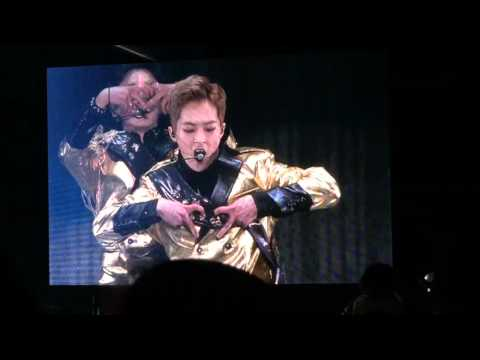 160318 EXO PLANET#2 The EXO LUXION in Seoul overdose上癮/History