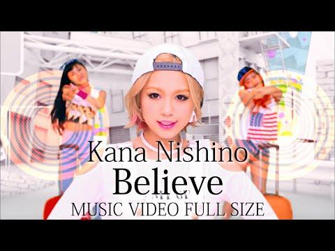 西野カナ『Believe』FULL-サブスク全曲解禁記念