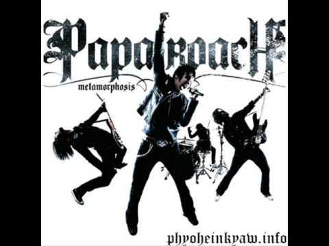 Papa Roach - Hollywood whore [ New Song Metamorphosis album ]