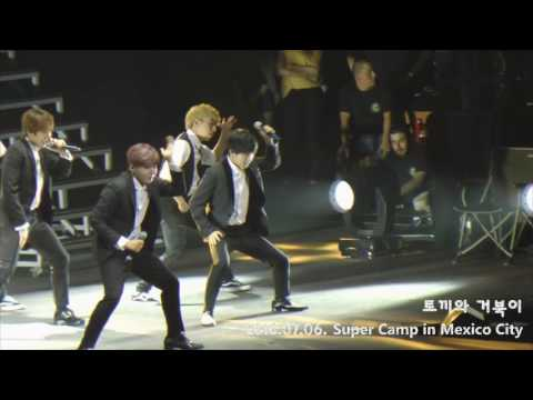[Yesung] 160706 Super Camp in Mexico City - Mamacita