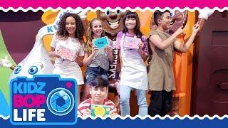 KIDZ BOP Life: Vlog # 32 - Ahnya & The KIDZ BOP Kids Take Hershey's Chocolate World