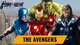 Avengers 4 Endgame Countdown: The Avengers