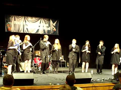 Spooky, Folsom HS Jazz Choir A - 2010