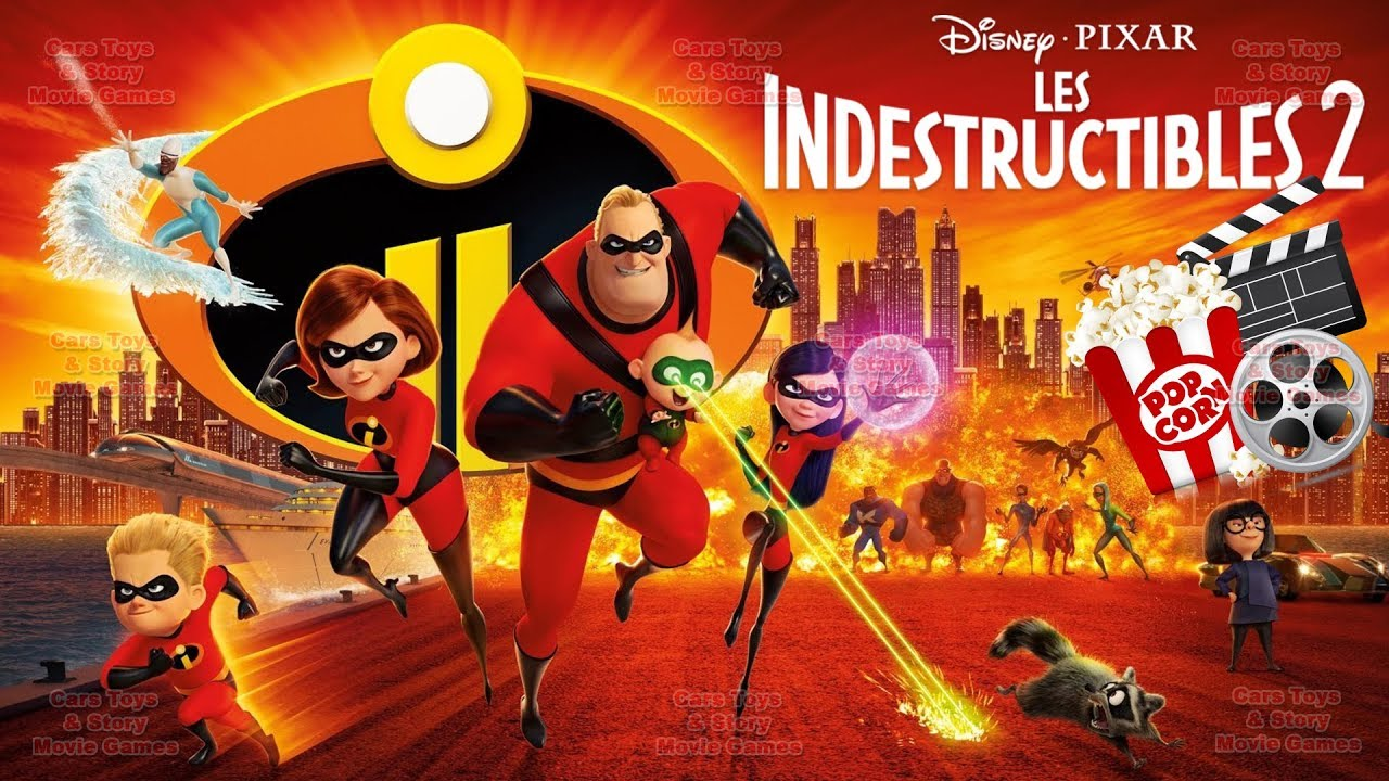 Lego Français Les Indestructibles 2 Film Complet Jeu Video