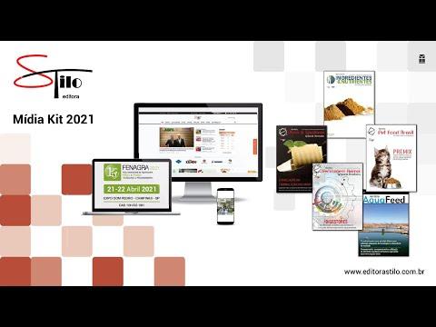 Midia Kit 2021 - Editora Stilo
