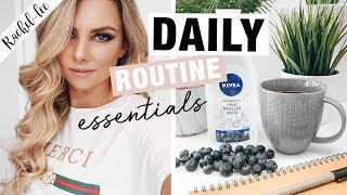 Daily Routine Essentials