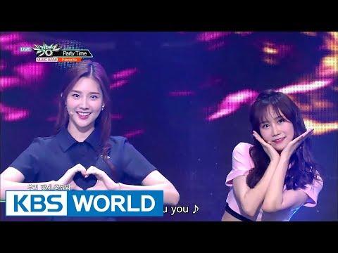 P.O.P - Catch You (애타게 GET하게) [Music Bank / 2017.07.28]