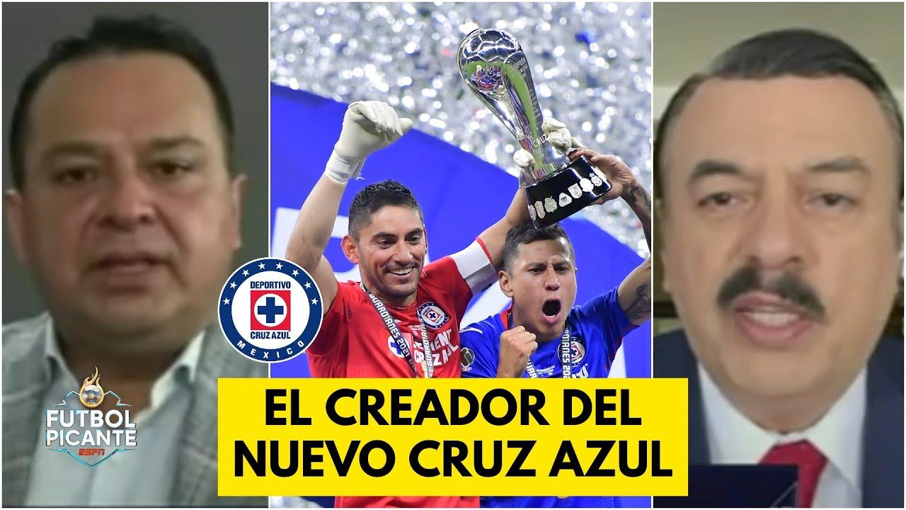 El hombre que CAMBIÓ LA HISTORIA DEL CRUZ AZUL. Entrevista con Víctor Velázquez | Futbol Picante