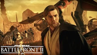 Star Wars Battlefront 2 - Battle of Geonosis Trailer