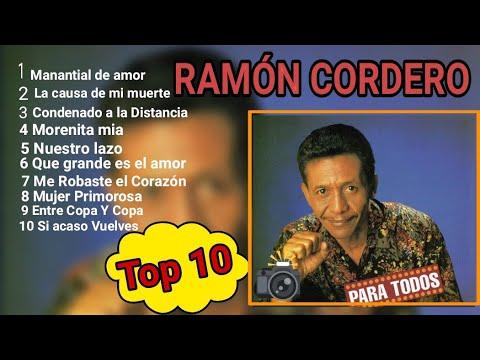 CLASICO DE RAMON CORDERO   MIX 1 GRANDE EXITOS. COMPLETO