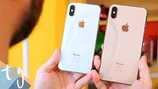 iPhone XS y XS Max, primeras impresiones