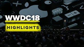 Apple WWDC keynote highlights in 18 minutes