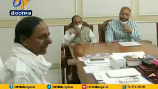 Telangana government to construct Mosque, Temple, Church i..