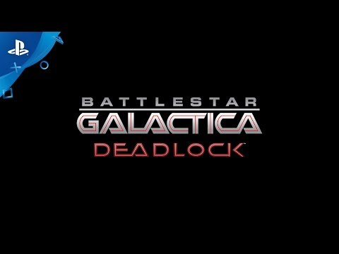 Battlestar Galactica Deadlock Video Screenshot 1