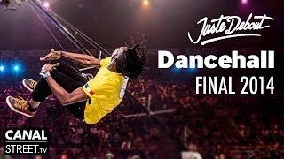 Finał Dancehall na Juste Debout 2014