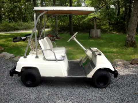 hqdefault Gas Golf Cart Wiring Diagram on