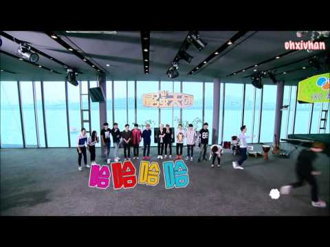 [ENG SUB] 140905 EXO 最强天团 The Strongest Group [1/4]
