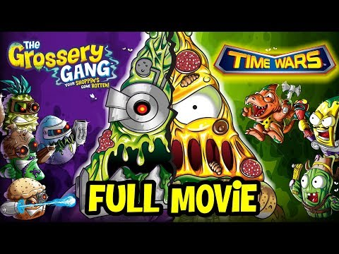 The Grossery Gang: Time Wars | FULL MOVIE (OFFICIAL) | Cartoons For Kids - Xem Video Clip HOT ...
