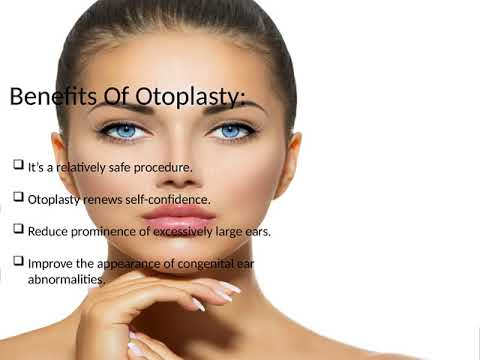 What Is Otoplasty (Ear Surgery)