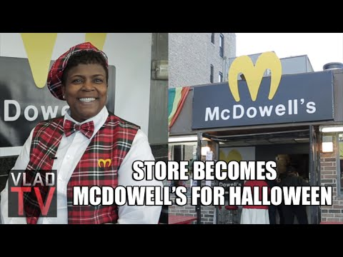 McDowell's is Brought to Life By Popular Chicago Hot Dog Spot