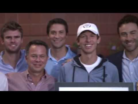ATP World Tour Honours Eric Butorac at 2016 US Open