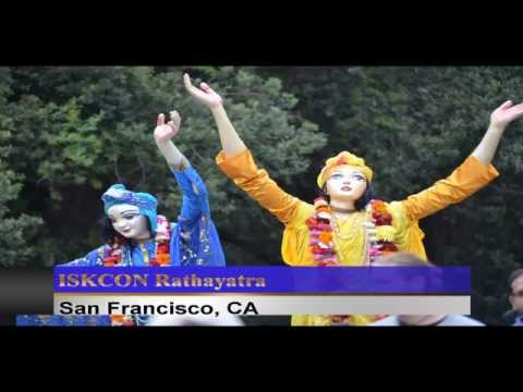 Pictures of ISKCON Annual Festival of the Chariots - Rathayatra Parade, San Francisco, CA, USA