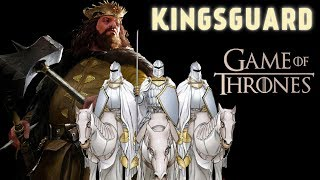 Each King's Kingsguard (Game of Thrones)