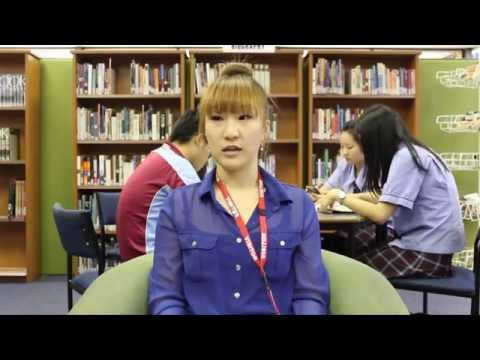 Yuxin talks about her experience while studying at Queensland Government School