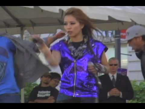 [Multicam] BoA - Energetic (Debut Performance 2009.06.28)