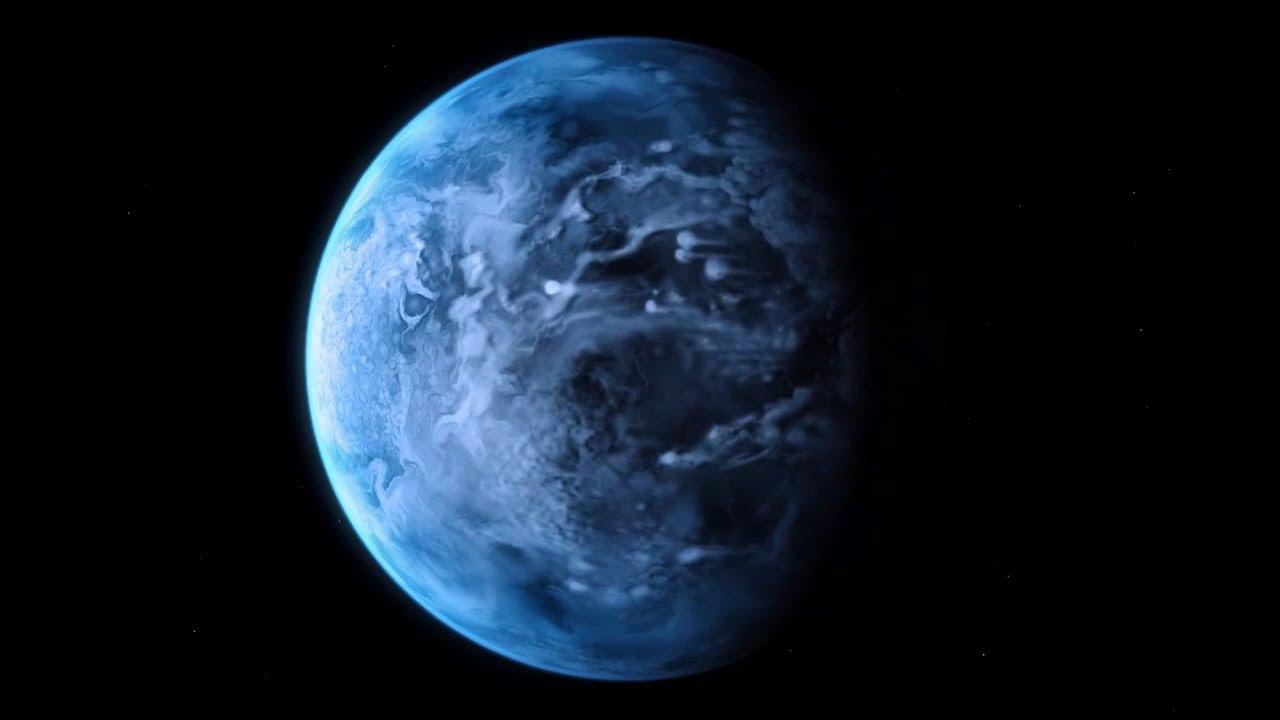 Alien Planet Has Blue Color Like Earth | ESA Hubble Space ...