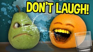 Annoying Orange - Try Not to Laugh Challenge #2