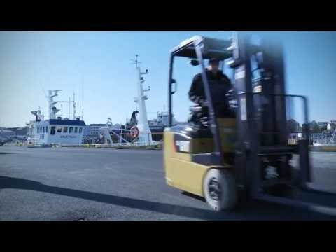 CAT Lift Trucks Company Video