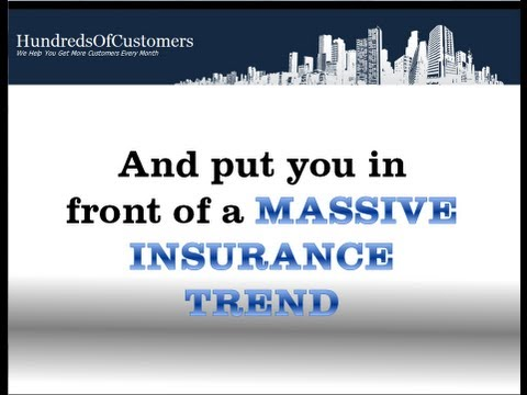 Get More Insurance Customers With This 1 Simple Change