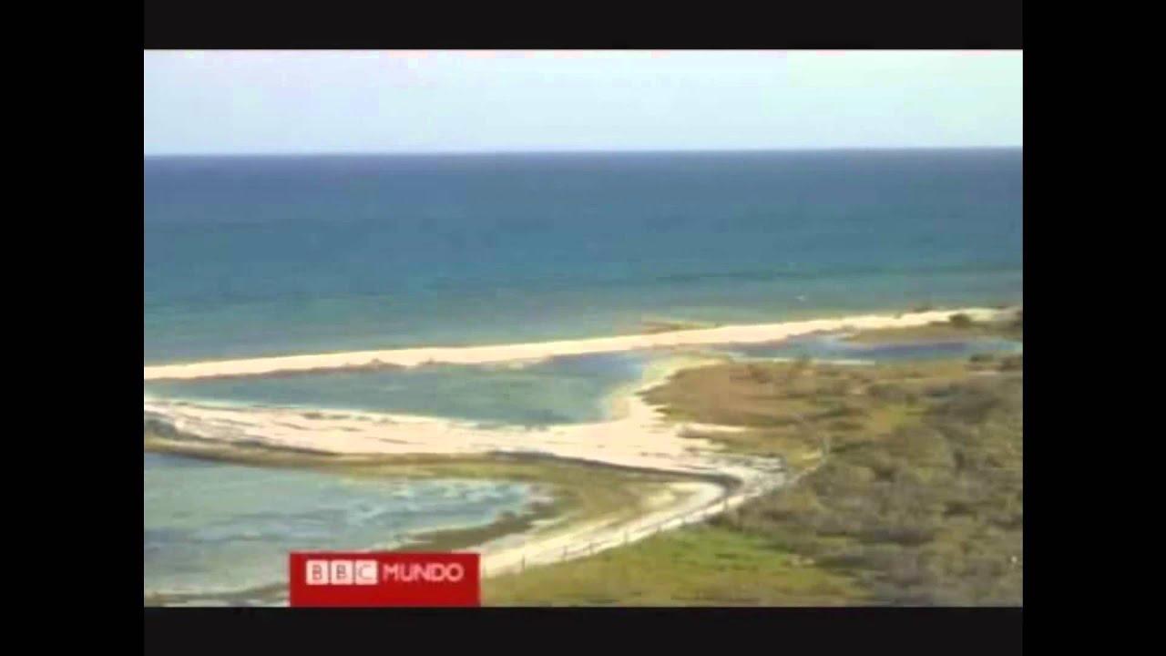 La isla fantasma isla bermeja supuestamente en el golfo - La isla dela cartuja ...