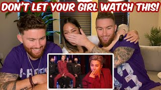BTS JIMIN - Filter Live Reaction...DON'T LET YOUR GIRL WATCH THIS! 😤