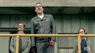 Rick Starts The War & Allows The Saviors To Surrender Except Negan   The Walking Dead 8x1