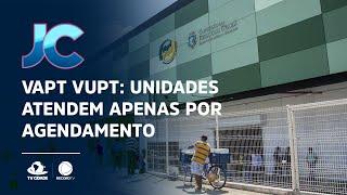 Lockdown em Fortaleza: unidades do Vapt Vupt atendem apenas por agendamento