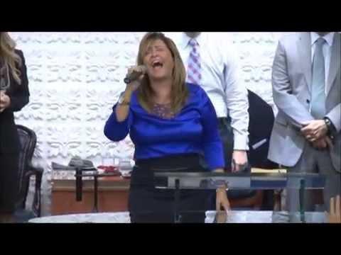 Baixar Shirley Carvalhaes Esse Adorador Cibe AD Campinas SP