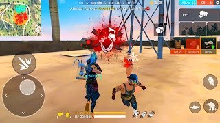 Garena Free Fire Amazing Kills Highlights | Funniest Gameplay In Free Fire - P.K. GAMERS