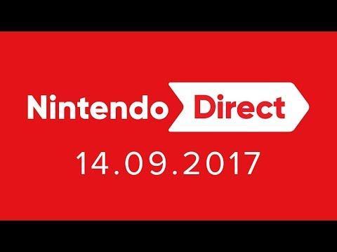 Nintendo Direct - 14.09.2017 - YouTube