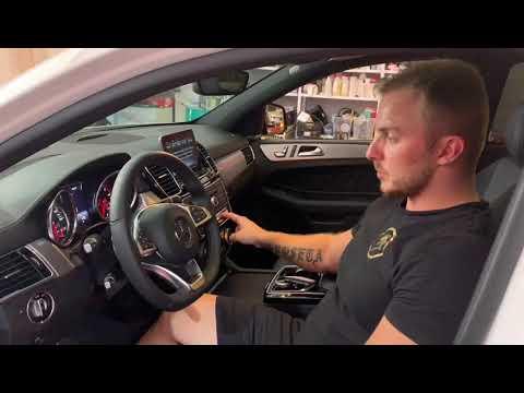 Mercedes GLE Coupe con nuestro sistema ASR Instalado!!